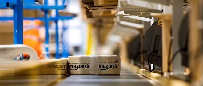 Commander un aspirateur sur Amazon