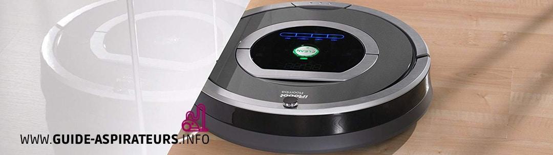 Notre test sur l'aspirateur robot Roomba 782E
