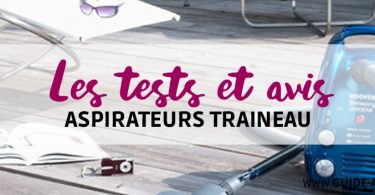 test aspirateurs traineau