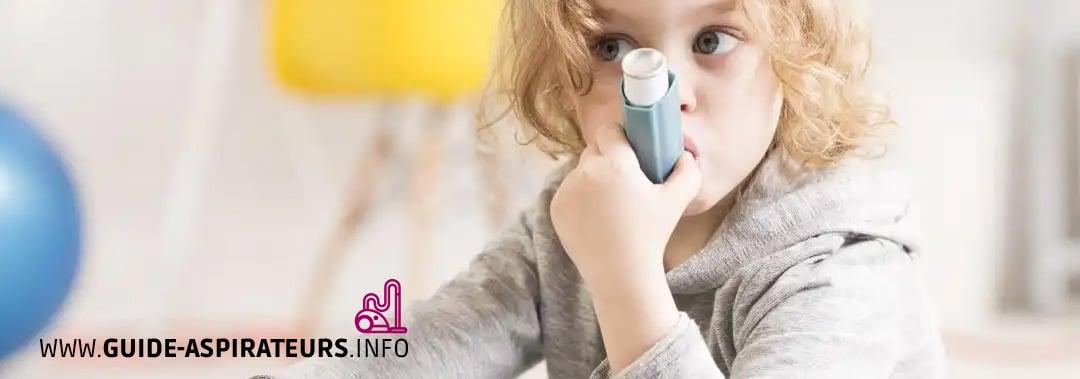 Asthme et poussières
