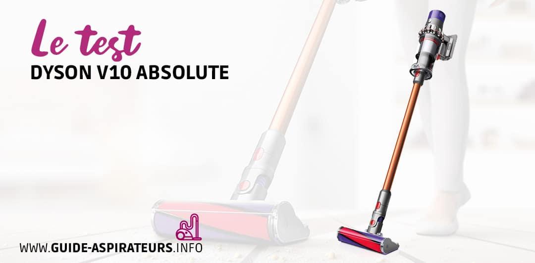 Dyson V Absolute Notre Avis Complet Sur Cet Aspirateur Balai - Carrelage pas cher et aspirateur balai efficace sur tapis