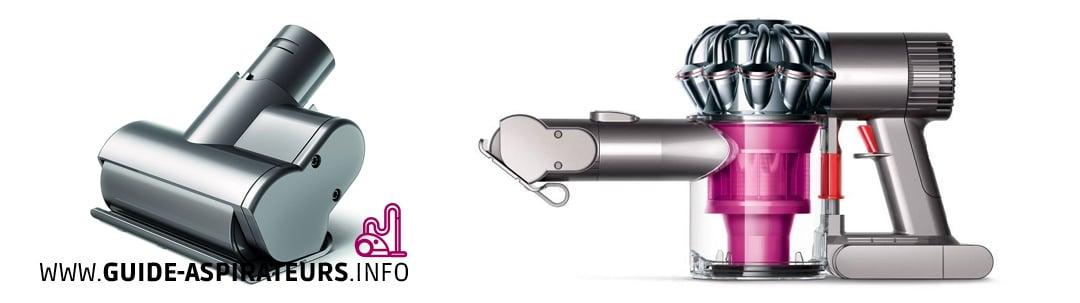 aspirateur de table dyson V6 trigger +
