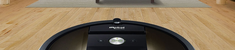 aspirateurs iRobot