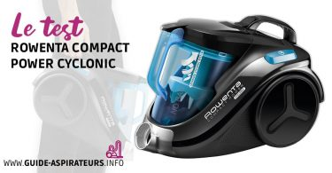 Rowenta Compact Power Cyclonic